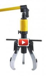 hydraulic easy puller
