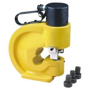 Hydraulic busbar tools