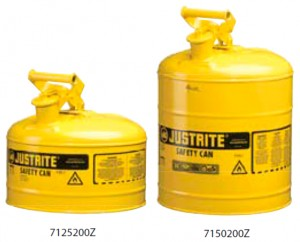 Safety Can Yellow